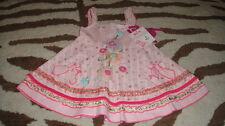 NWT NEW BEETLEJUICE 18M 18 MONTHS PINK FLORAL DRESS