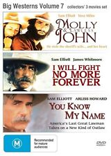 Molly and Lawless John / I Will Fight No More Forever / You Know My NEW R4 DVD