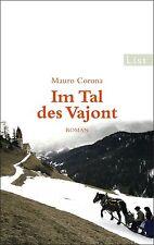 Im Tal des Vajont von Mauro Corona (2013, Taschenbuch) UNGELESEN