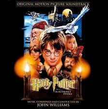 LIKE NEW Harry Potter Sorcerer's Stone Original Soundtrack CD Oct-2001, Atlantic