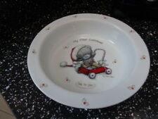 ME TO YOU - MY FIRST CHRISTMAS CEREAL BOWL