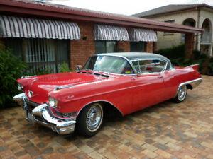 1957 Cadillac Eldorado Seville. Buick Oldsmobile Pontiac & Chevrolet big brother