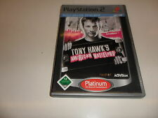 PlayStation 2  PS 2  Tony Hawk's American Wasteland