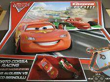 Carrera GO Rennbahn  Disney Cars Lightning McQueen  Set 62238