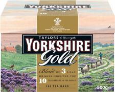 YORKSHIRE GOLD TEA 160 TEA BAGS 500G