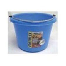 Fortiflex 2 Gallon Utility Bucket Sky Blue