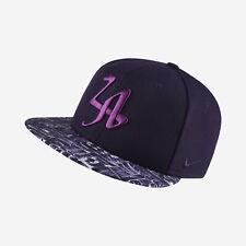 Nike Kobe Mamba Legend True Snapback Cap Purple White 729494 524 OSFM NWT