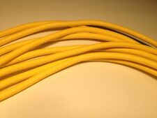 Belden Brilliance 1800F 24 AWG AES/EBU Cable Microphone Cable Yellow By The Foot