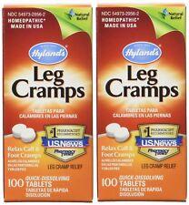 Hyland'S Leg Cramps 100 tabs ( Packs of 2)
