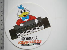 Aufkleber Sticker Yamaha Keyboards (7614)
