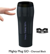 Mighty Travel Mug that Won't Spill Over! Don't believe it - TRY IT! Now in Black