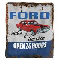 Ford XY Falcon GT 351  Polar Fleece Throw Rug Picnic Blanket | Licensed Blanket