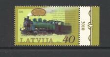 Latvia 2010 SG 783 Railway History MNH
