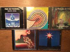 Ash Ra Tempel [5 CD Alben] Correlations + Le Berceau de Cristal + New Age ASHRA