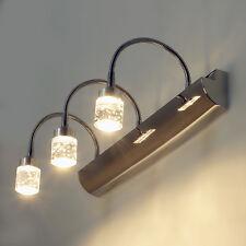 HIT! 9W LED Badlampe Spiegellampe Effektlampe Flurleuchte Wandleuchte Schwenkbar