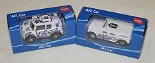 Fremantle Dockers 2014 + 2015 AFL Kids Collectable Mini Model Car Twin Pack New