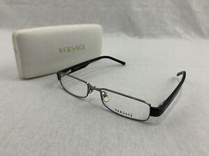 VERSACE MOD.1094 1003-S Eyeglasses Frame Italy 51-17-135 New