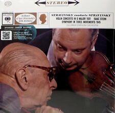 Columbia | Stravinsky - Violin Concerto In D 180g LP