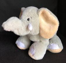 Ganz Webkinz Velvety Soft Elephant - Cute Plush Stuffed Animal Toy
