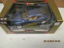 1998 Burago Maserati 3200 GT  1:18 Scale Gold Collection #3371 Italy