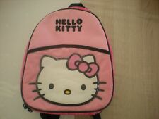 SAC A DOS CARTABLE MATERNELLE HELLO KITTY