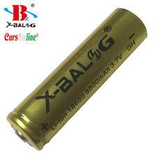 Batteria Ricaricabile X-BALOG Gold 18650 da 8800mAh Li-ion 3.7V ECCEZIONALE