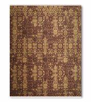 9x12 Handmade Persian Oriental Area rug 100% wool pile 9'x12' Modern New