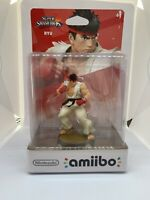 Ryu Amiibo - Super Smash Bros - New Sealed  - Nintendo Switch