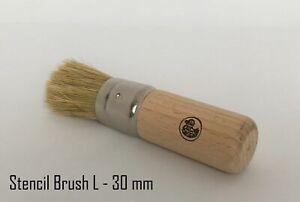 Stencil Brush (Single) British made