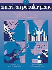 American Popular Piano : Level One - Skills by Scott McBride Smith