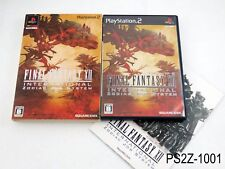 Final Fantasy 12 International Zodiac Job Mission Playstation 2 Japan Import PS2