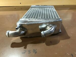 Small Aluminum Radiator