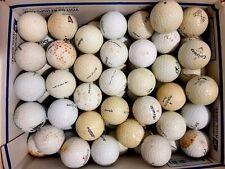 100 Used Golf Balls Shag Range Hitaway