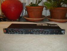 JBL M-712, 2 Channel Gating Compressor Limiter, Vintage Rack