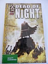 Max Dead of Night Featuring Devil-Slayer Graphic Novel; Collecting Issues #1-4