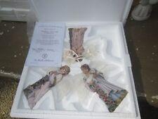 Bradford Exchange Heavenly Innocence Ornaments 2Nd Issue Coa Box Kindness Love