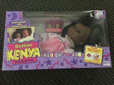 TYCO BEDTIME KENYA GROWING UP PROUD AFRICAN AMERICAN BABY DOLL NIB