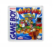 WARIO LAND SUPER MARIO LAND 3 NINTENDO GAME BOY FRIDGE MAGNET IMAN NEVERA
