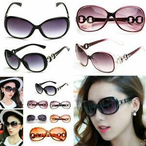 Women Ladies Designer Polarized Sunglasses Oversized Driving Eyewear UV400 New