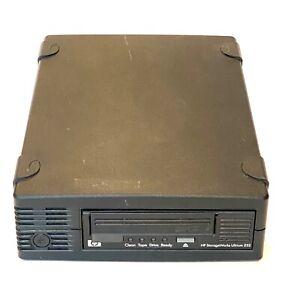 HP StorageWorks Ultrium 232 External SCSI LTO Tape Drive DW065