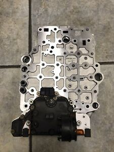 Ford Freestyle CFT30 Transmission Valve Body W/5 Solenoids Including Mechatronic