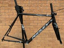 Ridley X-Ride Cyclocross Frameset Alloy Frame Carbon Fork - Black / Silver PMC