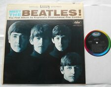 CANADA!!! NM- THE BEATLES Meet the...1967 1st Press CAPITOL LP ST-2047