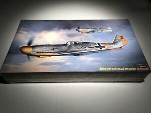 SEALED Hasegawa 1/48 Bf109F-2 Plastic Model Kit