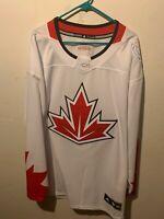 Adidas Canada Hockey Jersey 2XL