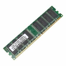 1GB PC3200 DDR1-400Mhz 184Pin 2.5V Dimm Desktop Low density Non-ECC SDRAM Memory