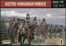 Strelets STL-074 Austro-Hungarian Honved Cavalry 1/72
