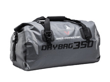Bags Connection Motorcycle Tailbag Drybag 350 Colour Anthracite / Black UK NEW