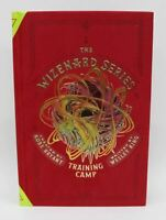 KOBE BRYANT Signed The Wizenard Series Training Camp 1st Edition Book NEW