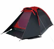 ProAction 4 Man 1 Room Dome Tent Able To Wipe It Clean, And The Red Will Stand
